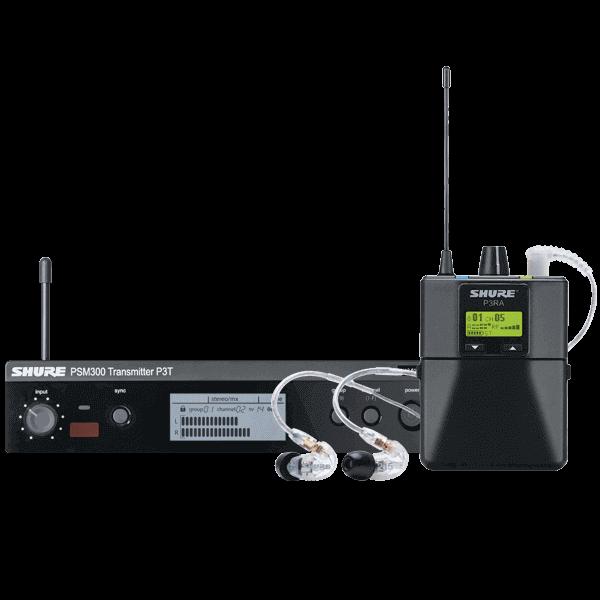 Shure PSM 300 Premium - InEar Monitoring Image