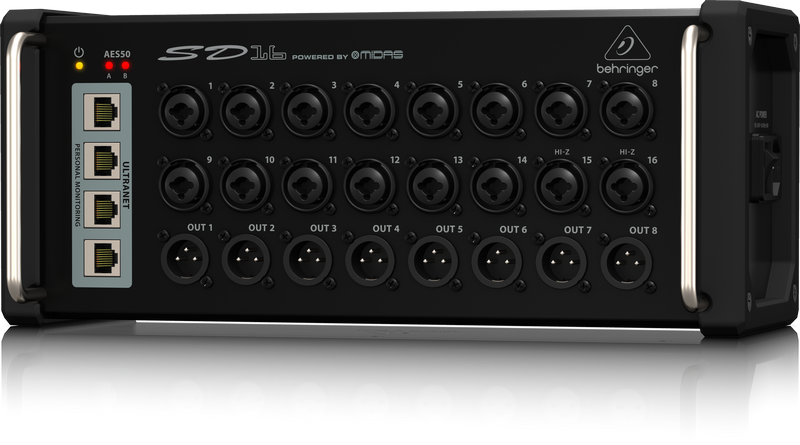 Behringer SD16 - Digital Stagebox Image