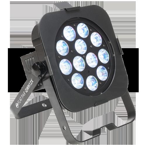 ADJ Flat PAR QWH12X - RGBW LED Image