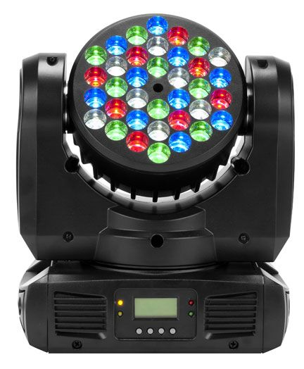 Inno Color Beam LED - RGBW LED Moving Head Image